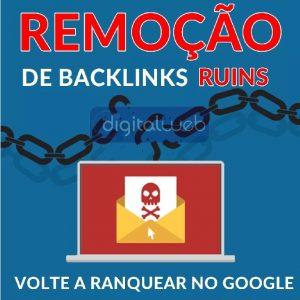 Remoção De Backlinks Ruins Disavow de Seu Site