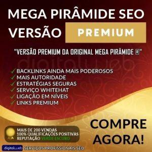 Mega Pirâmide Seo Premium Backlinks Seguros Alta Qualidade