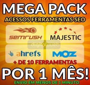 Mega Pack de Ferramentas Seo 1