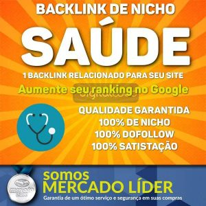 Backlink Nicho Saúde Dofollow Guest Post